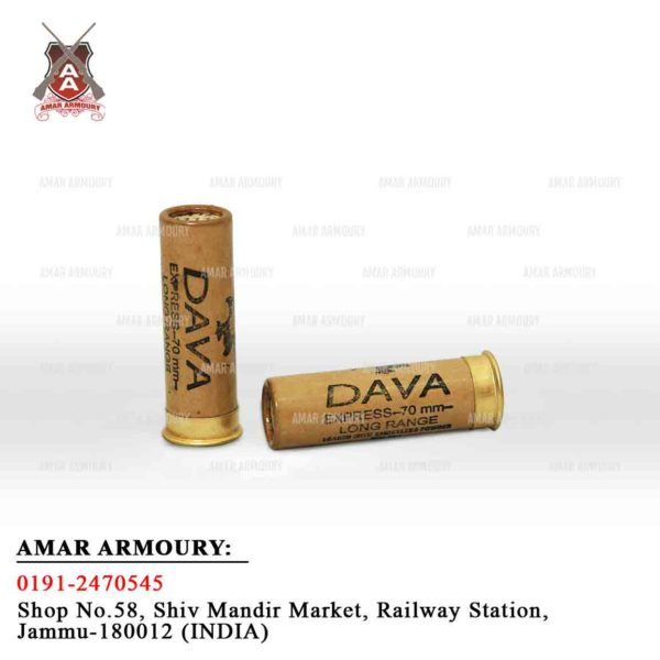 Dava-12-Bore-Cartridge