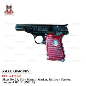 ASHANI-PISTOL-MK-II-BLACK-MADE-BY-GUN-AND-SHELL-FACTORY(INDIAN-ORDNANCE-FACTORY)