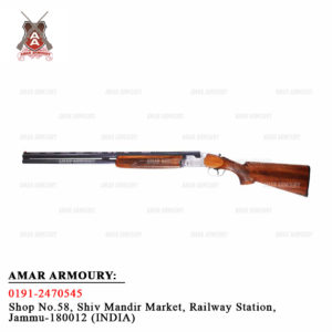 Stallion-Over-And-Under-Shotgun-STE-100-Made-by-Bhargav-Arms-Co